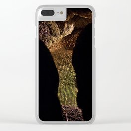 Carlsbad Caverns XI Clear iPhone Case