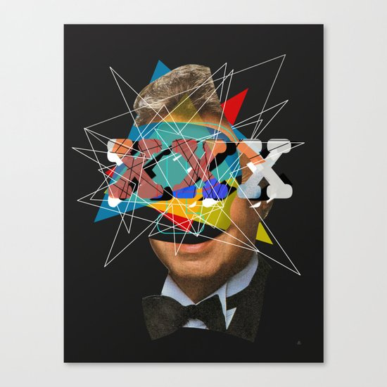 xxx Alex Canvas Print