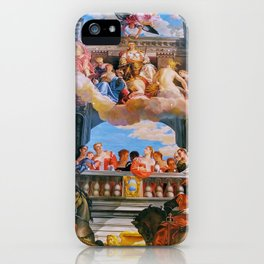 The great venetian iPhone Case
