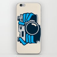 cheese iPhone & iPod Skins featuring Cheese by Sei Rey Ho