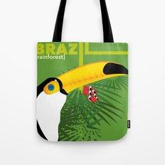 Brazil [rainforest] Tote Bag