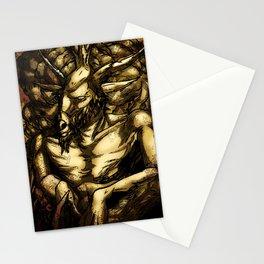 HORNED GOD Stationery Cards