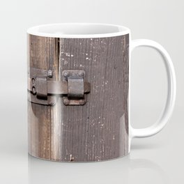 Locked - verschlossen Coffee Mug