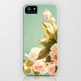 FlowerMent iPhone Case
