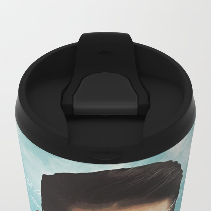 sensoriality Metal Travel Mug