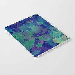 Abstract XV Notebook