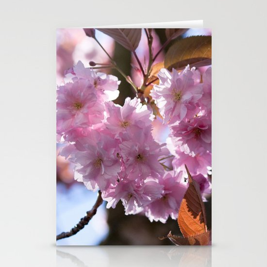 blossom love Stationery Cards