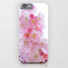 Pink Cherry Blossoms Slim Case iPhone 6s