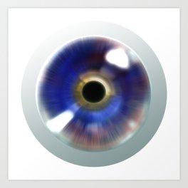 Magic Eye - Graphic Design Art Print