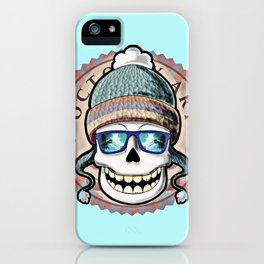 Skull candy! iPhone Case