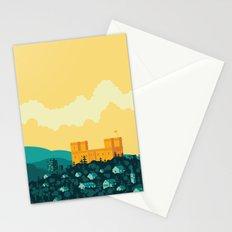 Golden castle Stationery Cards
