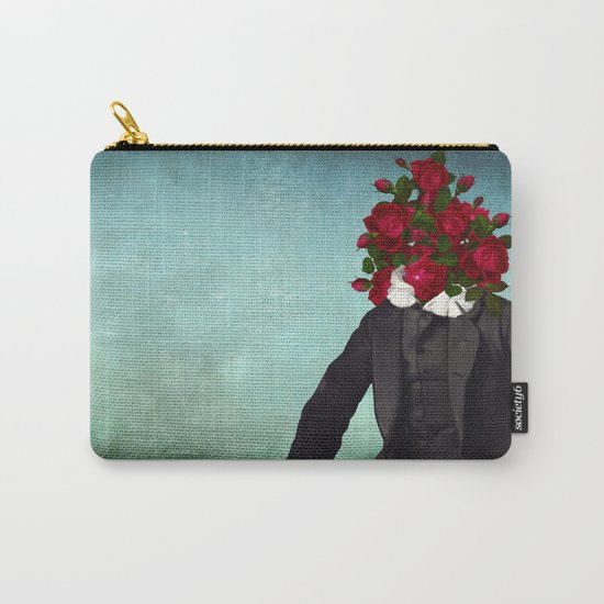MR. Romantic Carry-All Pouch