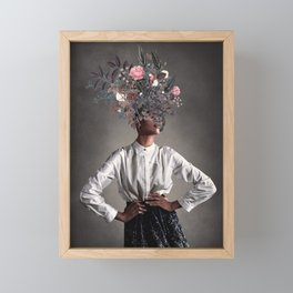 The Eternal Grace of Understanding  Framed Mini Art Print