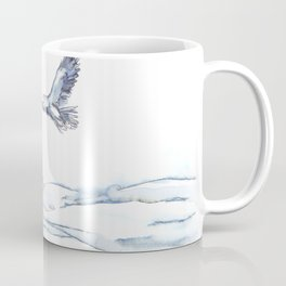 Flying Eagle, Hudson Valley (high) Coffee Mug