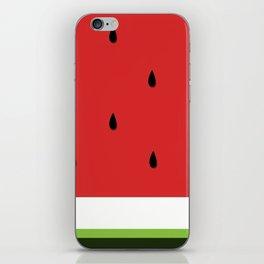 Fresh Water Melon iPhone Skin