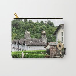 Cottage in Enniskerry Village - Ireland Carry-All Pouch