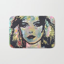 Screaming Skin Bath Mat