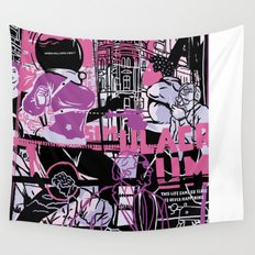 Simulacrum Wall Tapestry