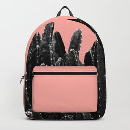 Black Cacti Dream #2 #minimal #decor #art #society6 Backpack