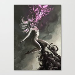 Via Purifico Canvas Print