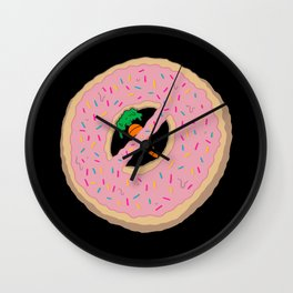Donot Donut Wall Clock