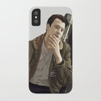 british iPhone & iPod Cases featuring British Intelligence by AdamAether