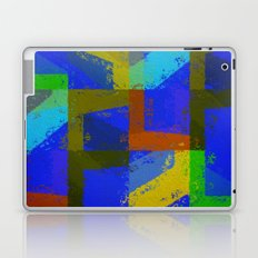 Colorful Truth. Blue. Laptop & iPad Skin