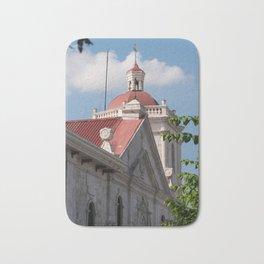 Basilica Minore Del Santo Nino, Cebu, Philippines Bath Mat