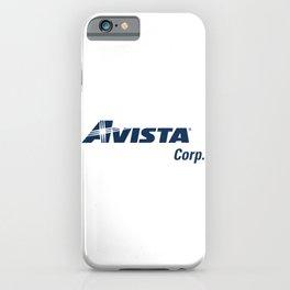 Avista iPhone Case