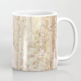 Dreamy Aspen Forest Coffee Mug