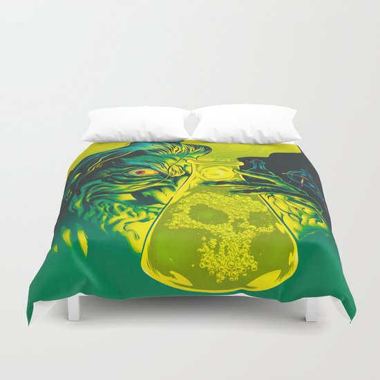 MAD SCIENCE! Duvet Cover