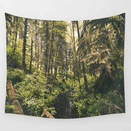 Forest XIV Wall Tapestry