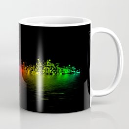 Toronto Rainbow Reflection Coffee Mug