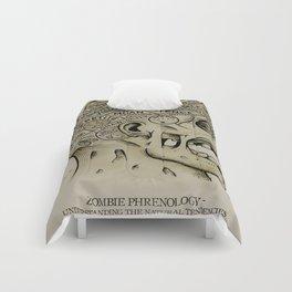 Zombie Phrenology Comforters