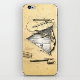 Daydream Drawing iPhone Skin