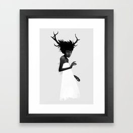 Pagia Framed Art Print