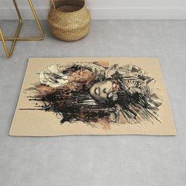 Abstract--ART Rug