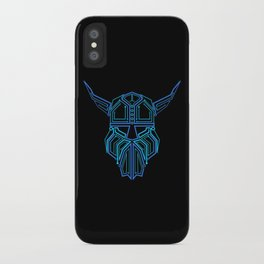 Circuit Board Viking  iPhone Case