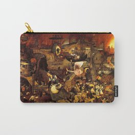 Mad Meg by Heironymus Bosch Carry-All Pouch