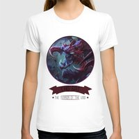 league of legends T-shirts featuring League Of Legends - Cho'gat by TheDrawingDuo
