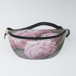 A Bunch Of Lovely Ranunculus Fanny Pack