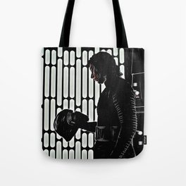 Kylo in the Dark Tote Bag