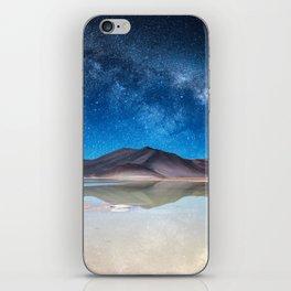 Piedras Rojas, Atacama iPhone Skin