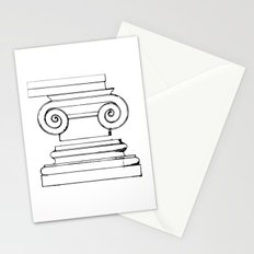 Classic Ionic Style Stationery Cards