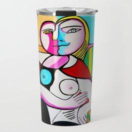 LOPSIDED Travel Mug