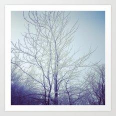 Winter 2.0 Art Print