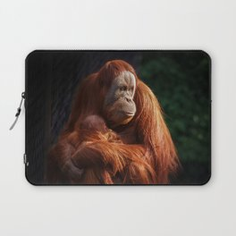 Dinner Time  (square crop) Laptop Sleeve