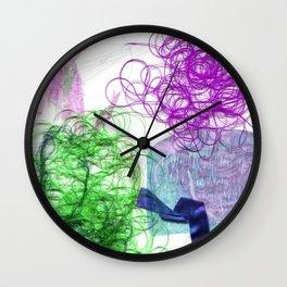 Romantics Wall Clock