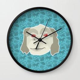 Falkor - Neverending story Wall Clock
