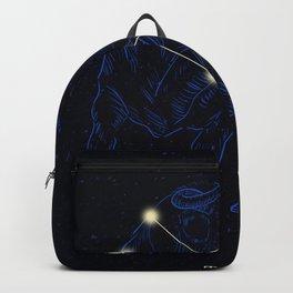Zodiac constellations — Taurus Backpack